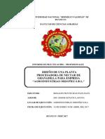 A - INFORME DE PRACTICAS - DISEÑO DE PLANTA AGROINDUSTRIAS ORDOÑEZ - JEAN PAUL (1).docx