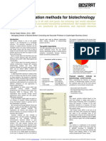 Financial Valuation Methods for Biotechnology