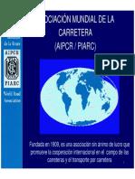 4. Asociacion Mundial de La Carretera APIARC