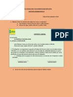 Practica Redaccion y Documentacion Mercantil