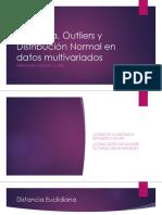 Clase 2 Distancia Outliers DistNotmal