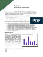 neighborhood data analysis report