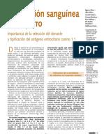 Transfusion sanguinea en el perro.pdf.pdf