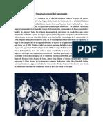 Historia Nacional Del Baloncesto
