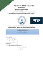 Informe Final Semaforo Inteigente