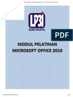 modul pelatihan microsoft office 2010 Pages 1 - 50 - Text Version _ FlipHTML5.pdf