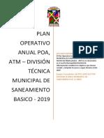 POA Ollantaytambo 2019 Yanatile