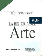 E. Gombrich - La Historia Del Arte Cap. 3 El Gran Despertar