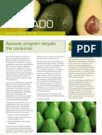 Avocado Industry Report