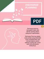 Pentingnya Discharge Planning