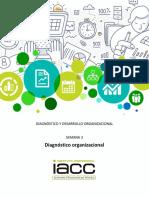 Semana 3 _ Asignatura Diagnóstico y Desarrollo OrganizacionalCORR