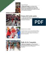 Bailes Folkoricos de Sacatepequez
