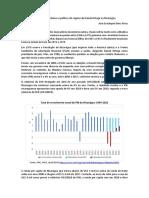 O colapso econômico e político do regime de Daniel Ortega na Nicarágua