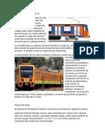 Metro Férreo Modelo FE