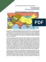 A Organização de Cooperação de Shangai (OCS) versus o grupo BRICS
