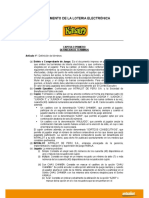 Reglamento Kabala