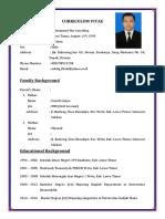 CV Muhammad Nur Assyddyq