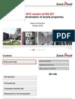 ISO 527 Plastic_Determination of Tensile Properties_en