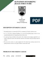 Rehabilitation of Parking Garage