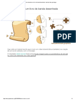 Como Desenhar Um Livro de Banda Desenhada - Tutoriais Inkscape Blogue