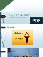 Ley 1562 de 2012 (2)