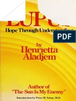 Lupus _ Hope Through Understanding - Aladjem, Henrietta, 1917 [Orthomolecular Medicine]