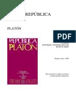 AyE Platon 2 Unidad 1