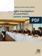 civil rights investigations of local police - lessons learned 2013.pdf