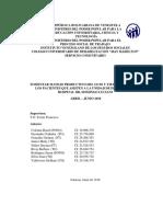 Manejo Productivo del Ocio y Tiempo Libre para los pacientes que asisten a la Unidad de Diálisis en el Hospital Dr. Domingo Luciani.docx