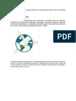 Globalización y Determinantes Sociales de la Salud (DSS)