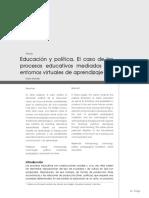 1. Educacion y Politica