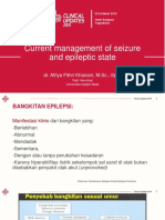 Symposium 6. Current Management of Seizure and Epileptic State (Dr. Atitya Fithri Khairani, M.sc., Sp.S)