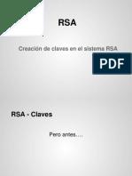Creacion de claves en el sistema RSA.pdf