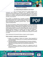 Evidencia 2 Workshop Understanding the Distribution Center Layout V2