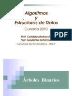 Arboles Binarios - Exp - ABB - AVL AyED-2010 Final