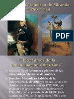 0) Francisco Miranda.ppt