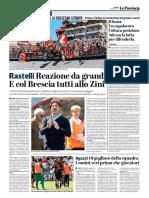 La Provincia Di Cremona 03-05-2019 - Rastelli