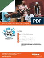 MakeMusic Mediakit ARGENTINA 2019