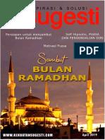 Majalah - Kekuatan - Sugesti - April - 2019