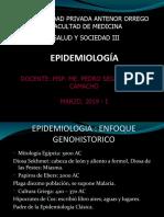 CLASE 1 epidemiologia