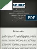 Organzaciones Inteligentes