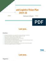 Purchase & Logistics Vision Plan 2019-20 (1) (1)