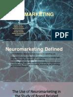 Neuromarketing Ppt Final