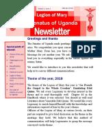 Senatus of Uganda Newsletter