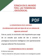 Democracia y Ciudadanía en El Perú