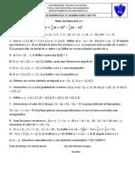 Guia de Examen Temas Vectores y Matrices Mat 1103a