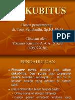 24. Dekubitus