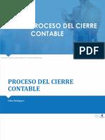 Sesión 14 Proceso Del Cierre Contable