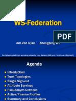 WS Federation