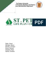 St.peter Paper